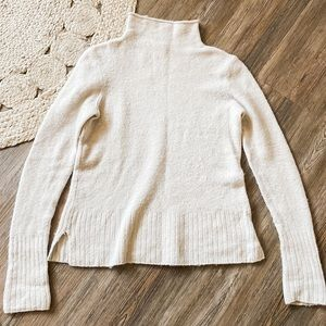Madewell Mock Neck Sweater Size Small